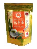 ハラール認証済み 玄米茶