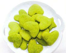 クッキー 使用原料:緑茶ペースト