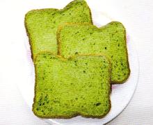食パン 使用原料:緑茶ペースト