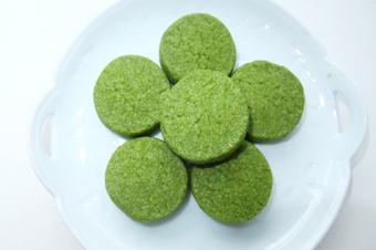 【1日目】一般的な抹茶粉末