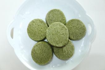 【10日目】一般的な抹茶粉末