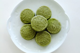 【20日目】一般的な抹茶粉末