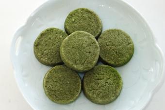 【30日目】一般的な抹茶粉末
